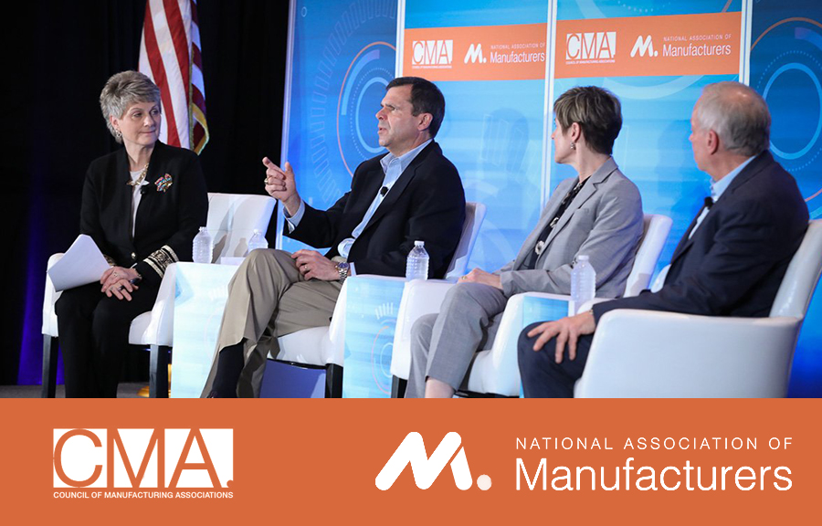 Caldeira Sits on CEO Panel at NAM – HCPA